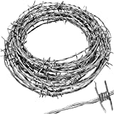 Real Barbed Wire 25ft 18 Gauge