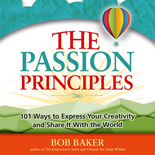 The Passion Principles audiobook cover art