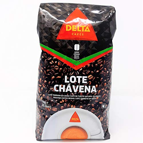 Delta Cafe Lote Chavena, Grano, Portugal, Natural, 1 Kg
