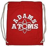 Urban Backwoods Adams Atoms Bolsa de Cuerdas con Cordón Gimnasio