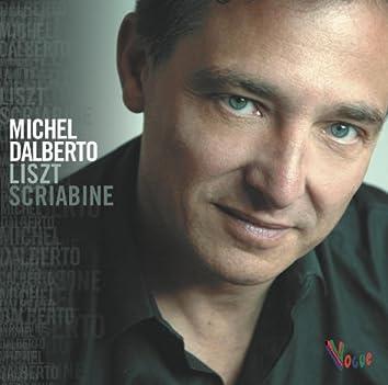 Michel Dalberto Liszt Scriabine