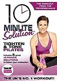 10 Minute Solution Tighten And Tone Pilates [DVD] [Reino Unido]