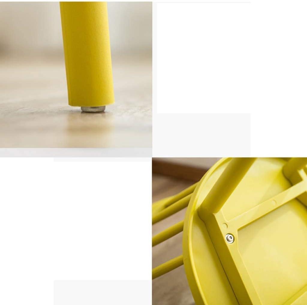 HOMRanger Chaise de Loisirs, Chaise Longue en Plastique Minimaliste Moderne, Chaise de Bureau à Domicile Chaise antidérapante Multicolore en Option (Couleur: Couleur café foncé) 1