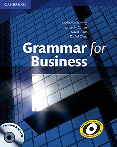 Grammar for Business: Book with Audio CD