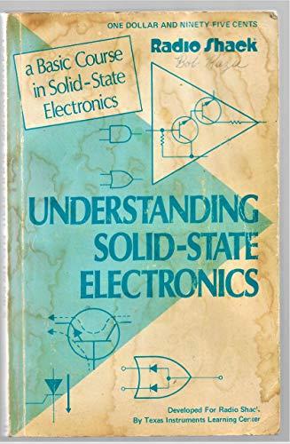 Radio Shack: Understanding Solid-State Electronics