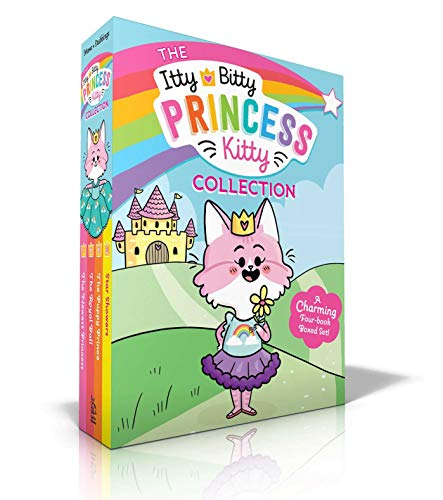 The Itty Bitty Princess Kitty Collection: The Newest Princess; The Royal Ball; The Puppy Prince; Star Showers