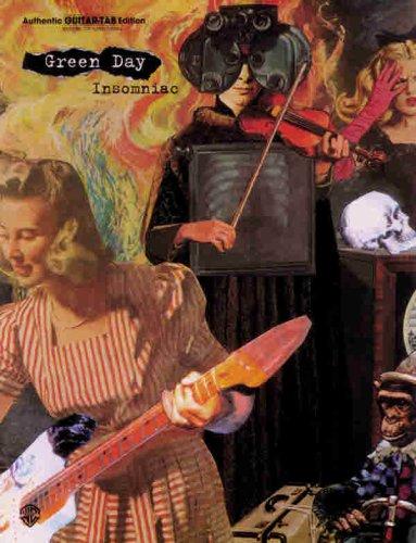 Green Day Insomniac: Insomniac - Authentic Guitar Tab Edition