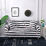 WXQY Funda de sofá de Sala de Estar Todo Incluido Funda de sofá Floral elástica combinación protección para Mascotas Funda de sofá Antideslizante A16 3 plazas