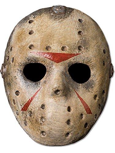 Jason Mask Costume Accessory