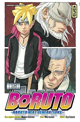 Boruto - Naruto next generations - Tome 6