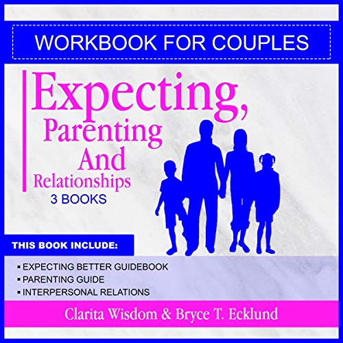 Workbook for Couples (3 Books): Expecting, Parenting, and Relationships cover art