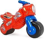 INJUSA - Moto correpasillos The Boss para niños de 18 Meses, roja y Azul...