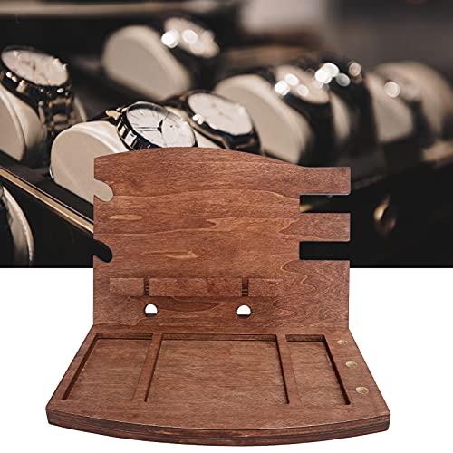 Soporte de almacenamiento de escritorio, soporte de almacenamiento de escritorio de moda simple, duradero, resistente al color para sala de estar