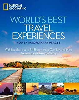 World's Best Travel Experiences: 400 Extraordinary Places World's Best Travel Experiences