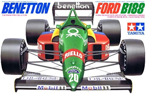Tamiya 20021 - Benetton Ford B188