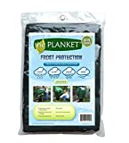 the Planket Frost Protection Plant Cover, 10 ft Round...