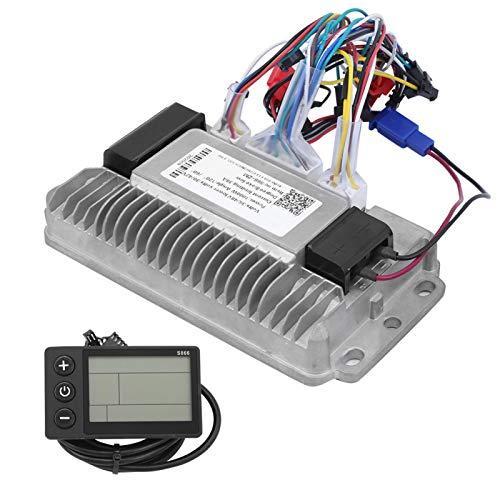 Triciclos eléctricos Controlador sin escobillas Controlador sin escobillas Controlador sin escobillas Instrumento Disipación de calor fuerte 1000W para triciclos eléctricos