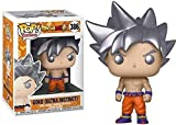 MEIQI Vinile da Collezione CQ Pop: Dragon Ball Z - Goku (Ultra Instinct)...