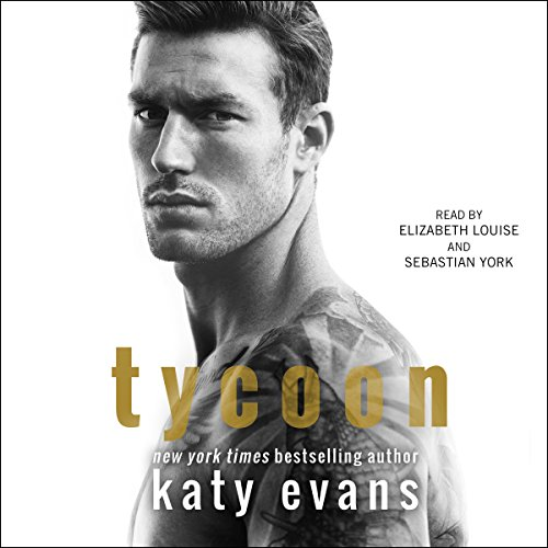 Tycoon audiobook cover art