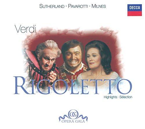 Dame Joan Sutherland, Luciano Pavarotti, Sherrill Milnes, Ambrosian Opera Chorus, London Symphony Orchestra & Richard Bonynge