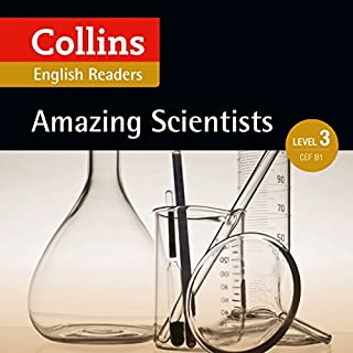 Amazing Scientists: B1 (Collins Amazing People ELT Readers) audiobook cover art