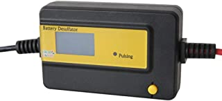 Lead Acid Batteries 12v 24v 36v 48v 60v 72v Battery Regenerator 400Ah Auto Pulse Desulfator