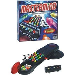 Hasbro Gaming Parker 44220100 - Mastermind [Importato dalla Germania]