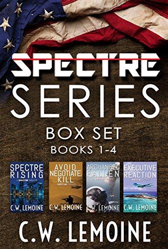 Spectre Series Box Set: Books 1-4 (English Edition)