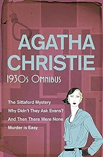 Agatha Christie 1930's Omnibus