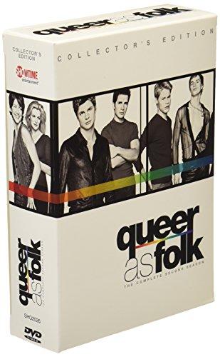 Queer As Folk: Complete Season 2 (6 Dvd) [Edizione: Stati Uniti]