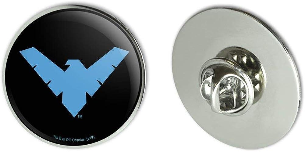 GRAPHICS MORE Batman Nightwing 5 ☆ popular Gorgeous Logo Metal Tie Tack La 1.1