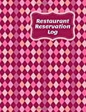 Restaurant Reservation Log: Diner Reservations Restaurant Log Journal, Customer Order Reserve, Daily Guest Appointment Record and Tracking Booking ... Coffee Shops, (Table Reservations Logs)