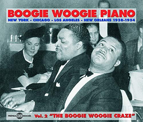 Boogie Woogie Piano Vol 2  1938-1954