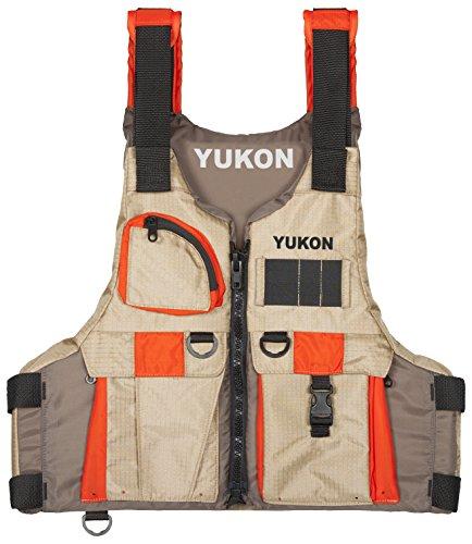 YUKON ANGLER Paddle Vest, Tan