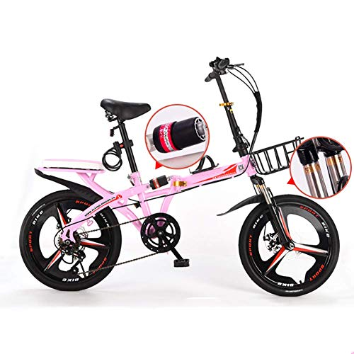Bicicleta sin Pedales ni & ntilde; os electrica Plegable Adulto Ligero Monta...