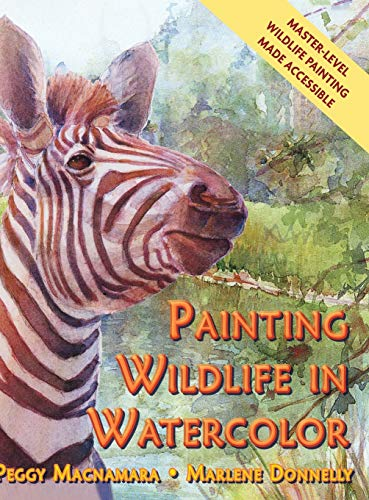 Painting Wildlife in Watercolor