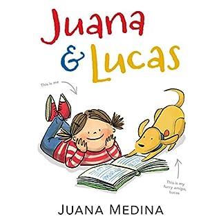 Juana & Lucas audiobook cover art