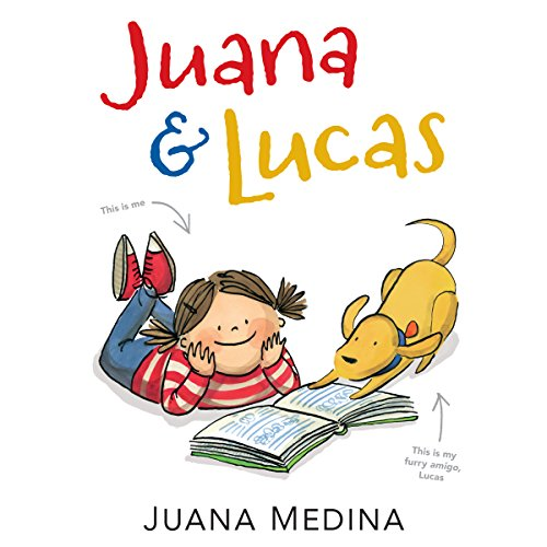 Juana & Lucas audiobook cover art