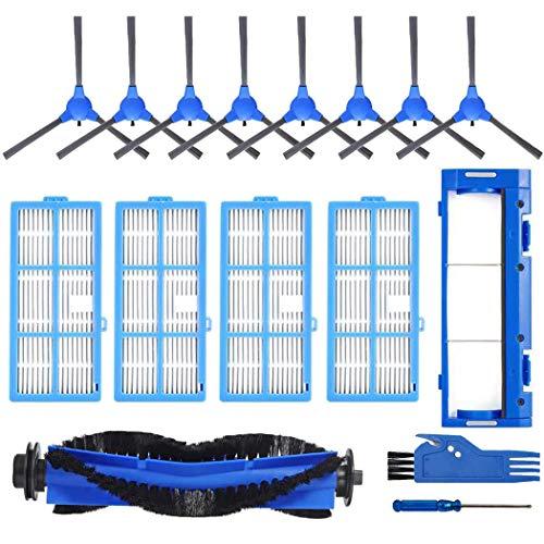Preisvergleich Produktbild Filter-Set für Rollenbürsten,  für Goovi 1600PA D380 D382,  Coredy R3500 R3500S R550(R500+) R650 R600 R700 R750,  iMartine C800 D900C,  DeenKee DK600