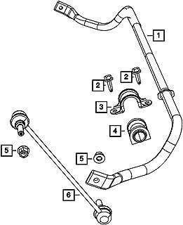Suspension Stabilizer Bar Bushing Mopar 6820 5009AA