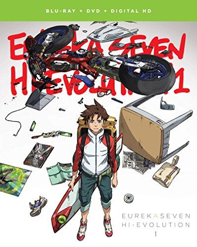 Eureka Seven Hi-Evolution 1 - Movie [Edizione: Stati Uniti]