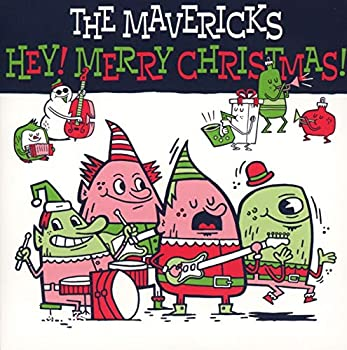 Audio CD Hey! Merry Christmas! Book