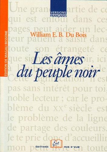 Les âmes du peuple noir (Versions françaises)