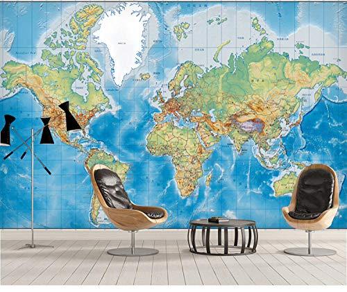 Fototapete 3D Effekt Tapete Selbstklebend 3D Tapete Schlafzimmer Hd Weltkarte Wallpaper 3D Tapeten 3D Effekt Wohnzimmer Wandtapete Poster Bilder