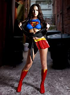 (11x17) Megan Fox Superfox (Supergirl/Superman) Movie Poster Print