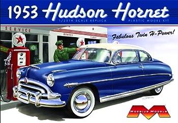 Moebius Models 1/25 1953 Hudson Hornet