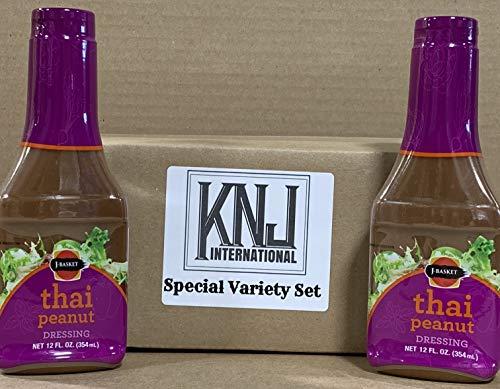 peanut sauce for thai salad - 3