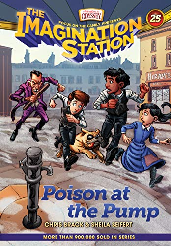 Poison at the Pump (AIO Imagination Station Books)