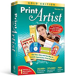 Print Artist Gold 23