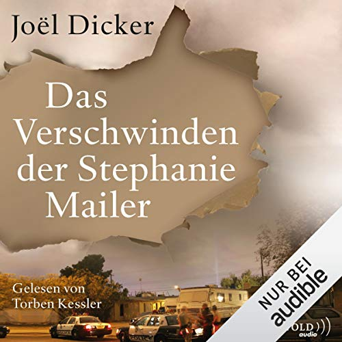Das Verschwinden der Stephanie Mailer                   By:                                                                                                                                 Joël Dicker                               Narrated by:                                                                                                                                 Torben Kessler                      Length: 19 hrs and 53 mins     1 rating     Overall 5.0